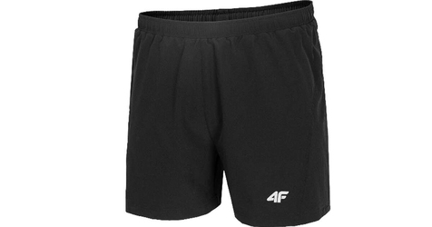 4f mens functional shorts h4l20-skmf006-20s s czarny