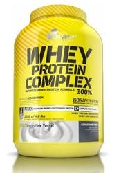 Olimp whey protein complex 100 2,2kg wanilia