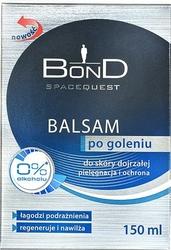 Bond spacequest, balsam po goleniu, 150ml