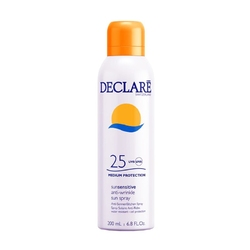 Declare sun przeciwzmarszczkowy spray do ciała spf 25 724 anti-wrinkle sun spray spf 25 - 200 ml dostawa gratis