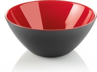 Misa my fusion 20 cm czarno-czerwona
