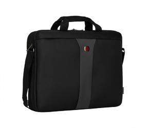 Wenger Torba na laptopa slim Legacy 17 cali czarna 600654