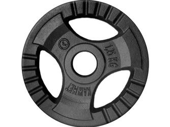 Obciążenie żeliwne kierownica 1,25 kg otwór 30,5 mm