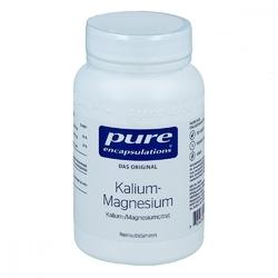 Pure encapsulations kalium magn.citrat kapseln