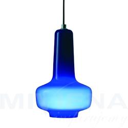 Marlin lampa wisząca niebieski