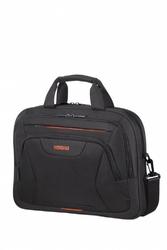 American tourister torba na laptopa at work 15.6 czarno-pomarańczowa