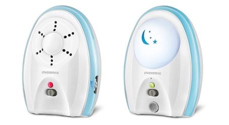 Overmax babyline 2.1 lionelo niania elektroniczna audio - szybka dostawa lub możliwość odbioru w 39 miastach