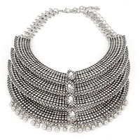 Kolia naszyjnik elegance silver - silver