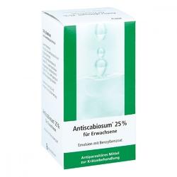 Antiscabiosum 25 emulsja