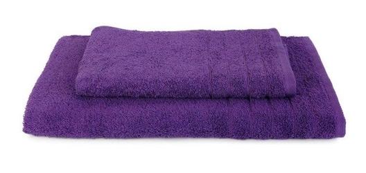 Ręcznik elegant fioletowy andropol 50 x 100