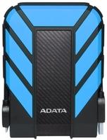 Adata dashdrive durable hd710 2tb 2.5 usb3.1 niebieski