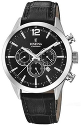 Festina timeless chronograph f20542-5