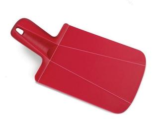 Deska do krojenia Chop2Pot Plus mini czerwona