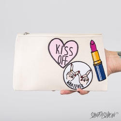 Kosmetyczka extreem - lipstick makeup bag