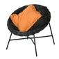 Miloo :: fotel ogrodowy eve z dwiema poduszkami