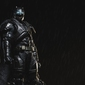Batman ver2 - plakat wymiar do wyboru: 70x50 cm