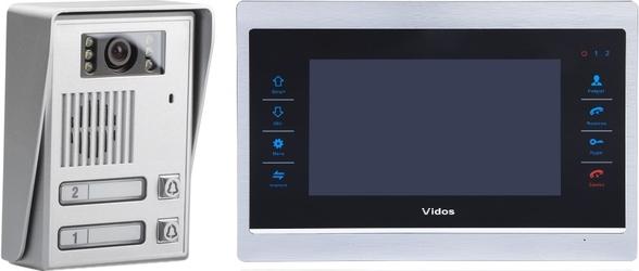 Wideodomofon vidos 2 x m901s36 - szybka dostawa lub możliwość odbioru w 39 miastach