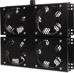 Panel 4 wentylatorów do szaf stojących Getfort - Szybka dostawa lub możliwość odbioru w 39 miastach