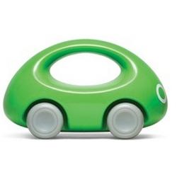 GO CAR zielone mini autko
