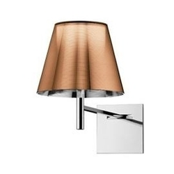 Flos :: lampa ktribe w aluminized bronze