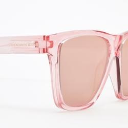 Okulary hawkers x paula air pink rose gold - air pink rose gold