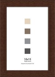 Ramka na zdjęcia japan 10 x 15 cm ciemnobrązowa