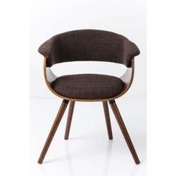 Kare design :: krzesło z podłokietnikami monaco schoko