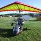 Lot motolotnią - toruń łysomice - lot vip