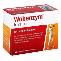 Wobenzym immun tabletki