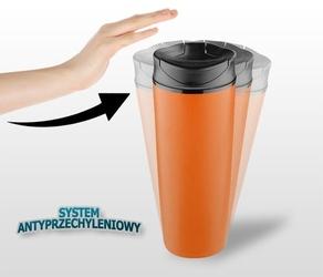 Kubek termiczny still 450 ml pomarańczowy