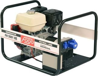 Agregat prądotwórczy fogo fh 5001re 5kva avr rozrusznik - szybka dostawa lub możliwość odbioru w 39 miastach