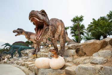 Fototapeta dinozaury 4316