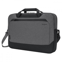 Targus torba na laptopa cypress 15.6cala briefcase with ecosmart szara