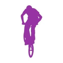 szablon malarski rower sp a37