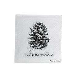 Serwetki papierowe december
