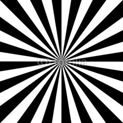Tapeta ścienna czarno-biały obrót streszczenie