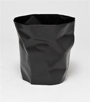 Kosz na śmieci papier inspirowany binbin - czarny