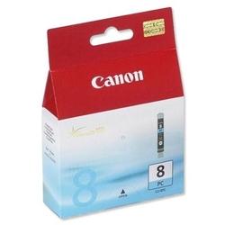 Tusz oryginalny canon cli-8 pc 0624b001 błękitny foto - darmowa dostawa w 24h