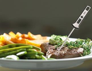 Termometr elektroniczny do użycia w kuchni scala gefu g-21820