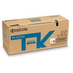 Toner Oryginalny Kyocera TK-5270C 1T02TVCNL0 Błękitny - DARMOWA DOSTAWA w 24h