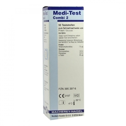 Medi test combi 2 paski testowe