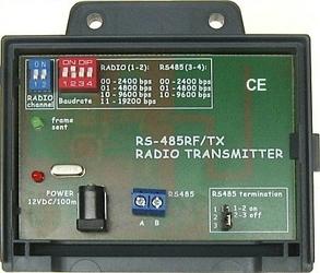 Odbiornik radiowy rs-485rfrx - szybka dostawa lub możliwość odbioru w 39 miastach