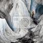 Fototapeta lodowiec