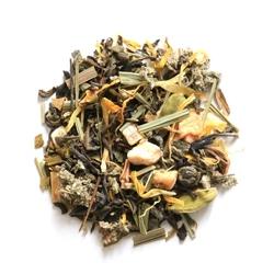 Herbata zielona smakowa spokój 100g