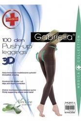 Leginsy gabriella 172 push up 100 den