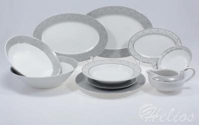 Serwis obiadowy bez wazy dla 12 os.  44 części - g621 yvonne