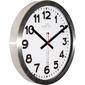Zegar ścienny ze sterowaniem radiowym station nextime 35 cm 3999 arrc