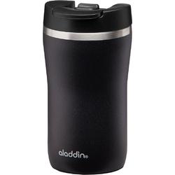 Kubeczek termiczny na kawę cafe leak-lock™ aladdin 0,25 litra, czarny 10-09314-007