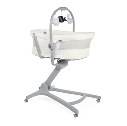 Chicco baby hug air 4w1 white-snow + lampka chicco