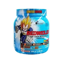 Olimp redweiler limited edition dragon ball z 480 g
